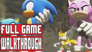 SONIC FORCES Gameplay Walkthrough Part 1 Full Game No Commentary