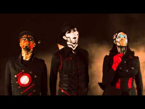 Steam Powered Giraffe - The Vice Does Tight