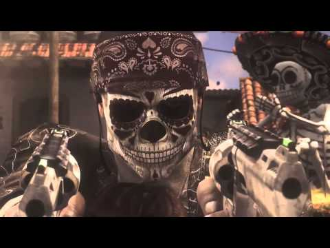 Call of Duty Ghosts Invasion DLC Trailer - Ghost Pirates!