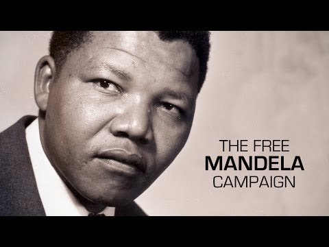 Nelson Mandela: The Free Mandela Campaign
