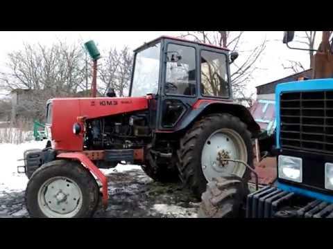 Трактор ЮМЗ-8040.2 отзыв