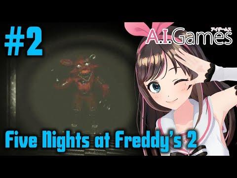 【Five Nights at Freddy's 2】マニュアル変わりすぎ!? 新ピザ屋、二夜目!