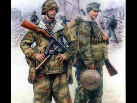 Ww2 Combat Uniforms Ww2 German Uniforms