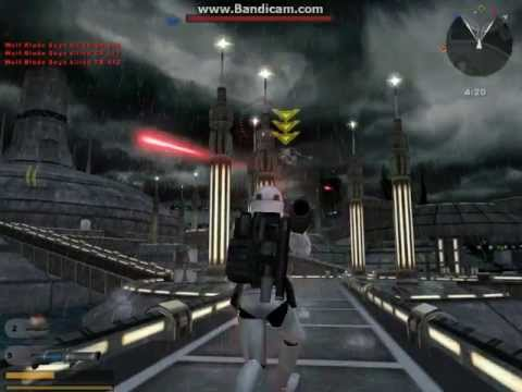 Stormtroopers vs Clone Troopers Star Wars Battlefront 2 campaign mode (9)