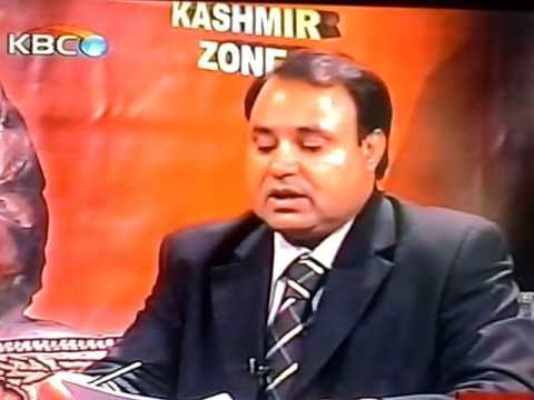KASHMIR THIS WEEK @ KBC TV Tuesday 7th July 2009 (1)