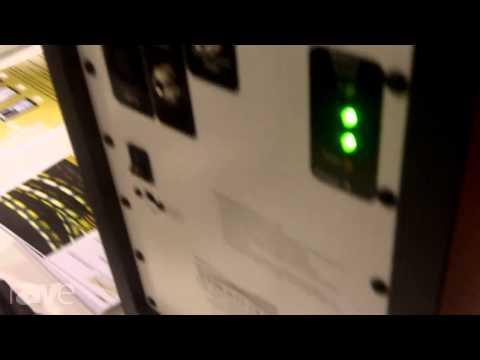 InfoComm 2013: Elite Acoustics Designs Shows the M3R8 Mixer Monitor