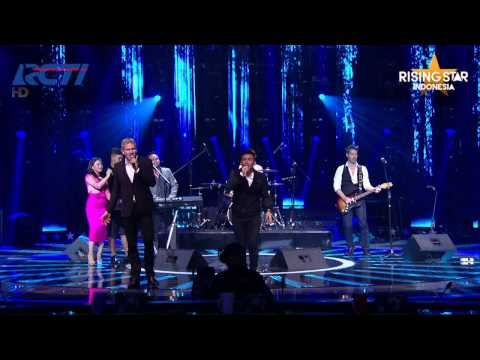 Michael Learns To Rock Feat  Expert the Actor - Grand Final Rising Star Indonesia Eps 24 video