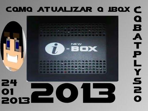 como atualizar o ibox 2013
