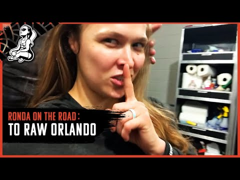 Sasha Banks, Four Horsewomen and more In Ronda on the Road From... RAW Orlando