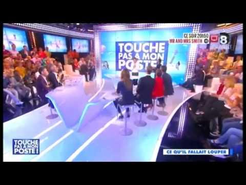 Nabilla Fabius ministre du poisson + Vanne de Jean Luc Lemoine dans TPMP  Laurent Findus