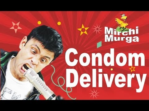 Rj Naved In 'murga And Condom Ki Free Home Delivery' video