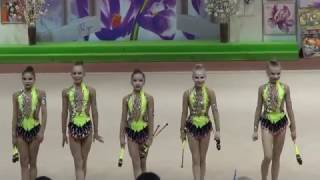 Junior Group Latvia,Baltic Hoop 2017(Рига,Латвия)