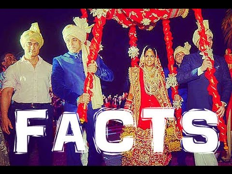 HINDU Wedding SECRETS ft. ARPITA & SALMAN KHAN