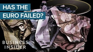Has The Euro Failed As A Currency?