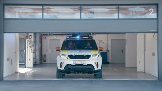 Life Saving Land Rover Discovery