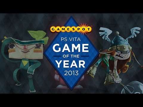 PS VITA Winner - Game of the Year 2013