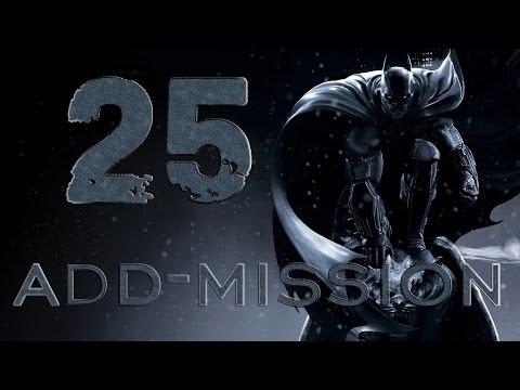 Batman: Arkham Origins #25 Addons Bane's Venom (Прохождение Walktrough let's play)
