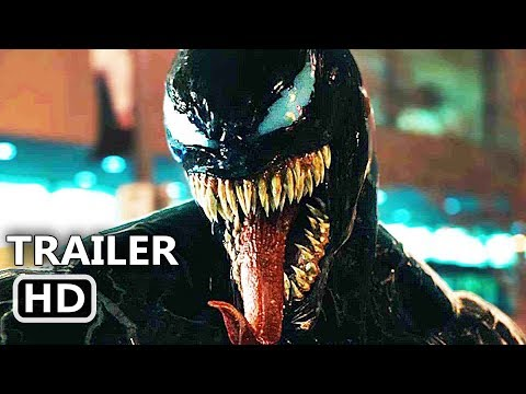 VENOM Official Trailer (2018) Tom Hardy Movie HD