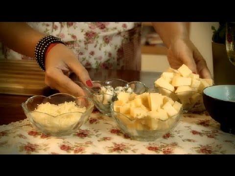 Cómo preparar salsa Cuatro Quesos : Las mejores salsas