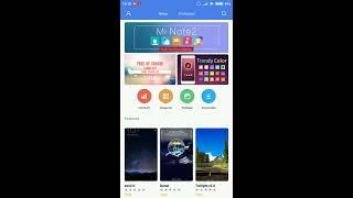 Cara Mengganti Tema ALL Xiaomi + ganti icon batray