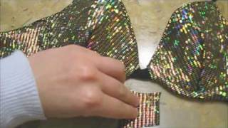Sewing Tutorials with Sasa: Covering a Bra Top