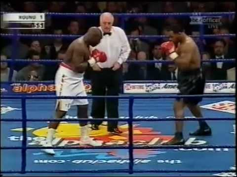 Mike Tyson vs. Julius Francis
