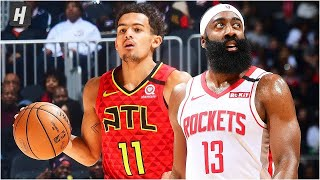 Houston Rockets vs Atlanta Hawks - Full Game Highlights January 8, 2020 NBA Season