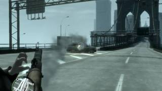 Explosiones en GTA IV PC