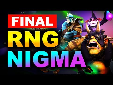 NIGMA vs RNG - GRAND FINAL - Bukovel Minor WePlay! 2020 DOTA 2