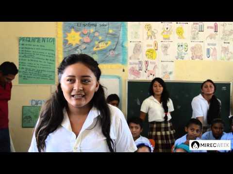 MIREC Week brings solar energy to a rural school in Mexico 1