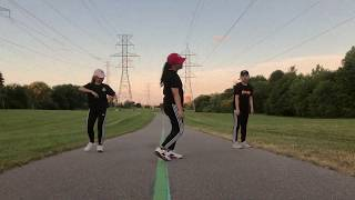 WOBBLE UP DANCE CHALLENGE BY: PH6IX GIRLS