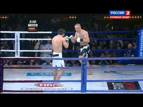 """Шамхал Керимов vs. Матей Трухан (""""Битва под Москвой 6"""")"""