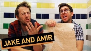 Jake and Amir: Thanksgiving Scroll