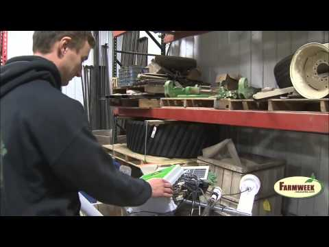 Agricultural Drones to make big impact - Farmweek, January 24, 2014