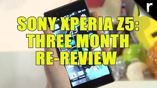 Sony Xperia Z5 long term review (3 months later)