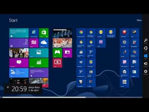 Como desfragmentar HD no Windows 8