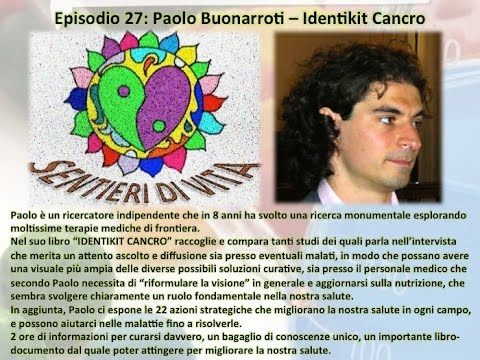 PDC27 - Identikit Cancro (made with Spreaker)