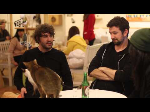 A Shot of Soju with Japandroids