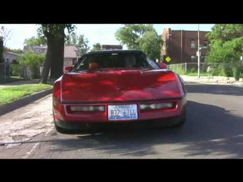 Corvette Stingray Ebay Motors on 1984 Corvette For Sale On Ebay Motors