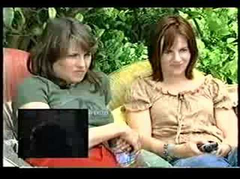 Xena - Coffee Talk 2 - Lucy Lawless And Renee O'connor - 1 5 video