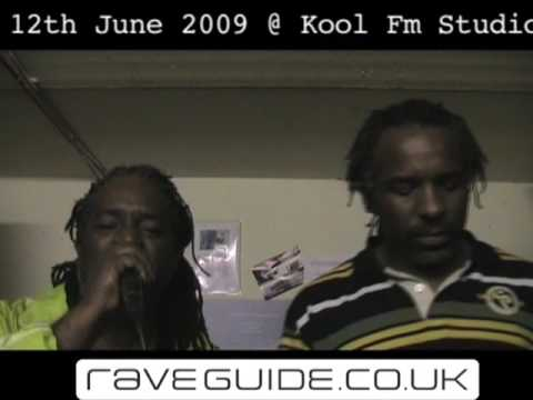 Dj Spice Ragga Twins Dj Scanner Raveguide Show On Kool Fm 12.06.09 part 2 Video