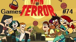Games: Total Drama Allstars - Rain of Terror