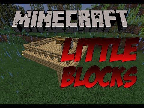 Como instalar: Little Blocks Mod Para Minecraft 1.7.2
