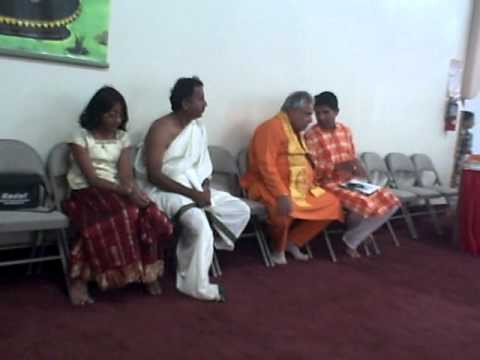 Hindu Gathering in Sacramento