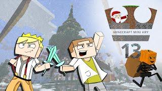Jirka a GEJMR Hraje - Minecraft Mini hry 13 - Christmas Chaos