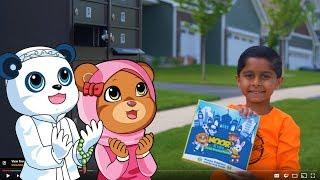 Noor Kids Monthly Islamic Activity Books [NEW!]