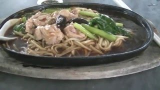 Sizzling Noodles, Golden Point Foodcourt