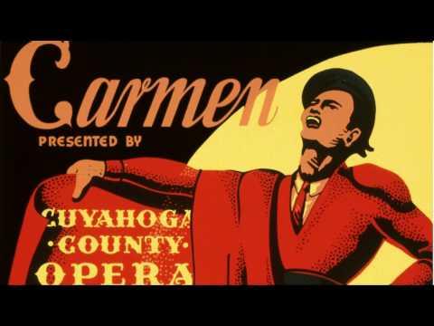Carmen - Toreador (lyric video)