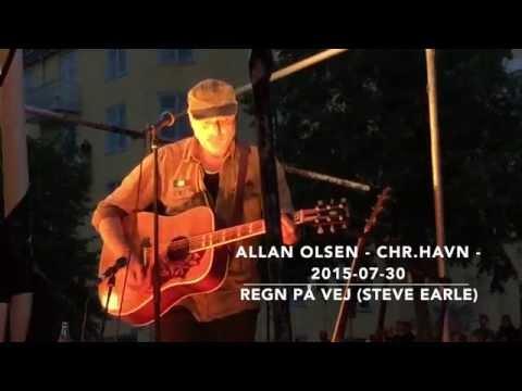 Allan Olsen - Regn På Vej