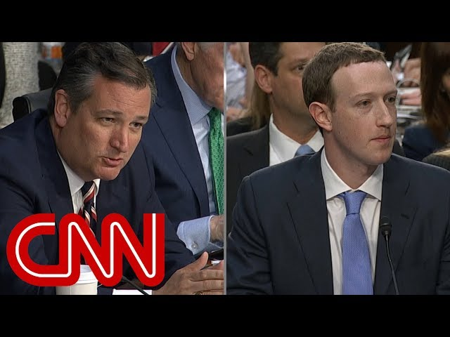 Ted Cruz to Zuckerberg Is there Facebook political bias?